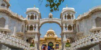 ISKCON Vrindavan Temple