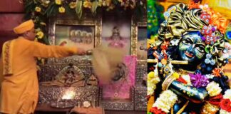 Janmashtami Prasad Will Not Distributed in Temples of Mathura