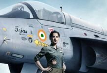 Kangana Ranaut Upcoming Movie Tejas