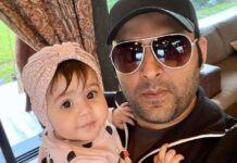 Kapil Sharma Daughter Photo Goes Viral