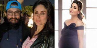 Kareena Kapoor Baby Bump Concealed In Laal Singh Chaddha