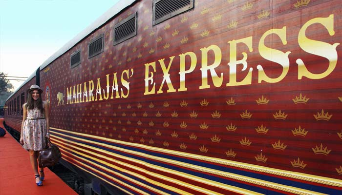 Most Expensive Trains in India - Maharaja Express