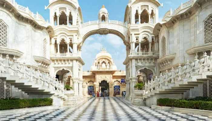Mathura Krishna Janmashtami Temple