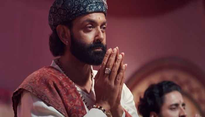 New Look Of Bobby Deol In Movie - Aashram Review