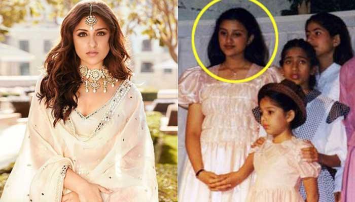 Parineeti Chopra - Bollywood Actresses in Their School Uniform