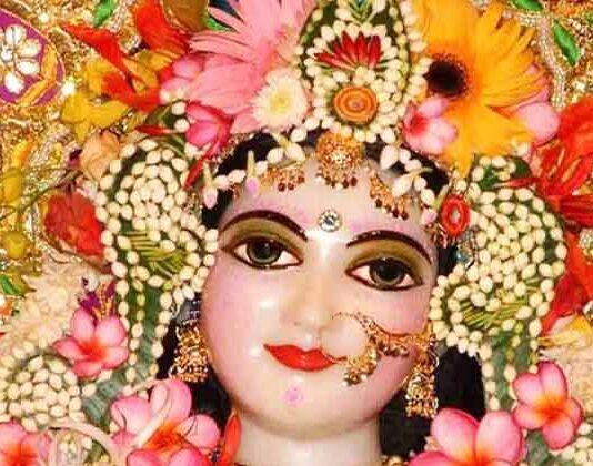 Radha Ashtami Puja Vidhi Shubh Muhurat