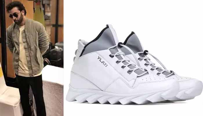 Ranbir Kapoor Expensive Sneakers Collection