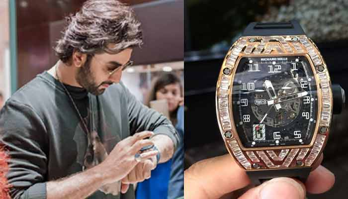 Ranbir Kapoor Hand Watches Collection