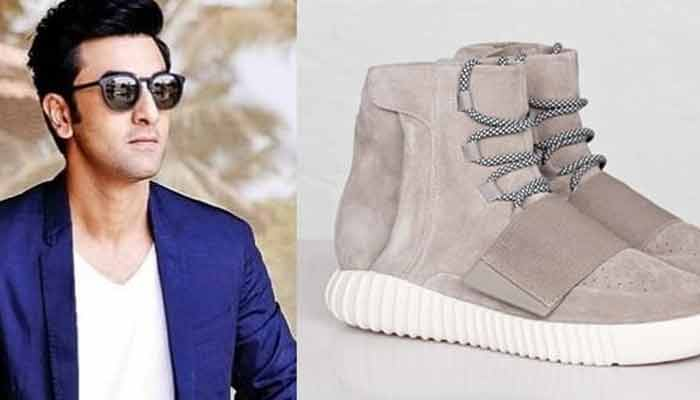 Ranbir Kapoor Expensive Sneakers
