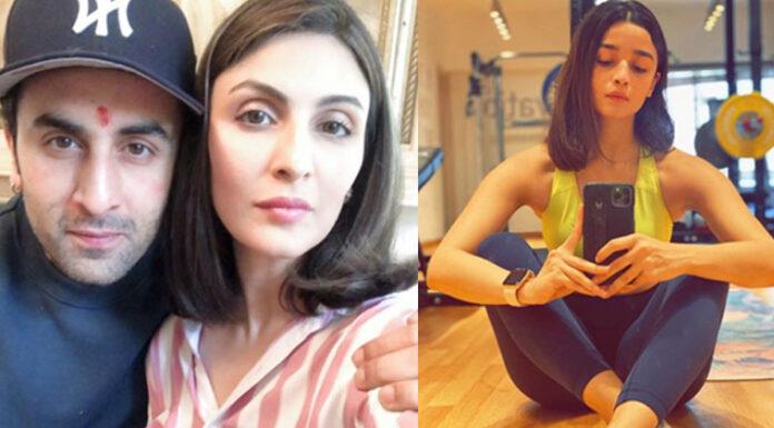 Riddhima Kapoor Sahani Talk About Alia and Ranbir