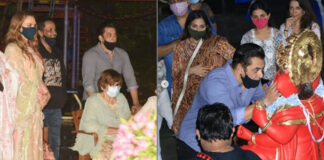 Salman Khan Celebrate Ganpati Pooja