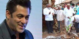 Salman Khan Help To Rebuild Flood Affected Houses