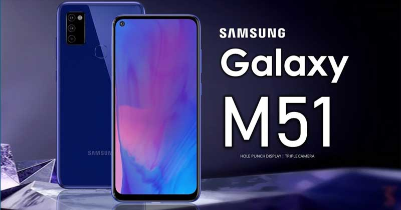Samsung Galaxy M51 May Launch