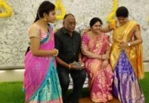 Shrinivas Gupta celebrates house warming ceremony