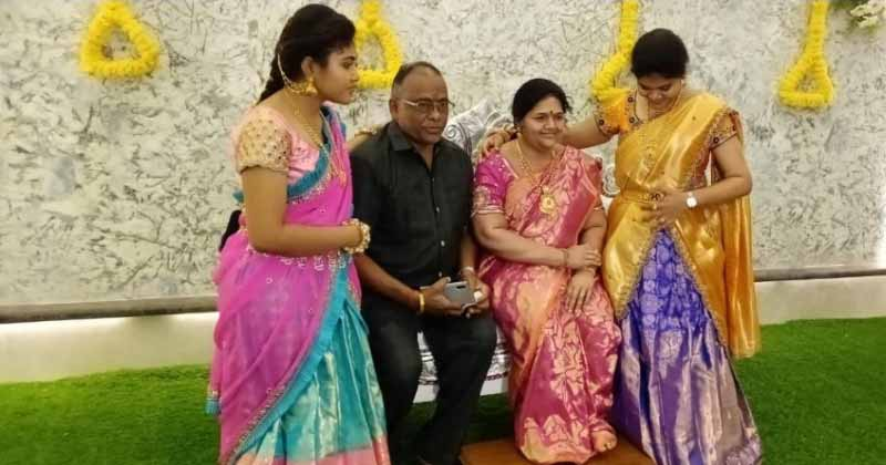 Shrinivas Gupta celebrates house warming ceremony