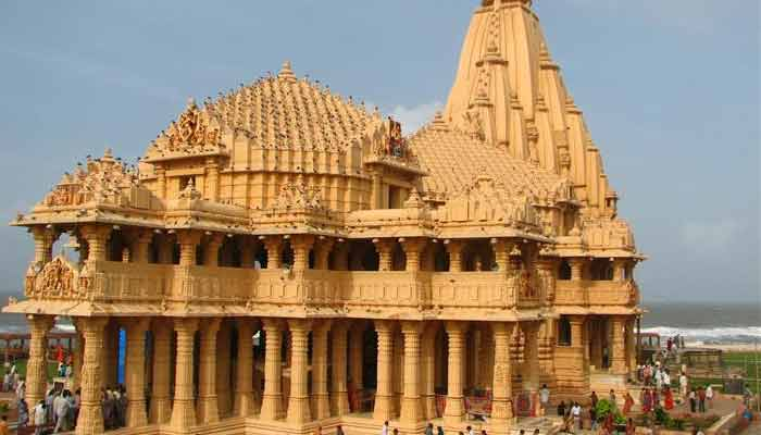 Somnath krishna Janmashtami temple in gujarat