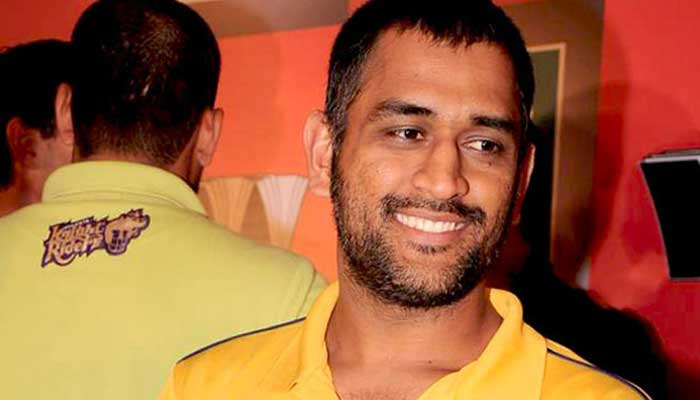 PM Modi writes letter to MS Dhoni