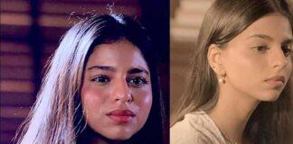 Suhana khan Share Crying Photos