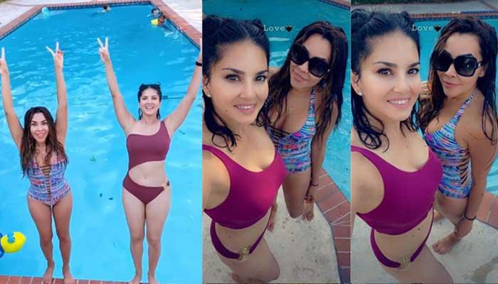 Sunny Leone Viral Video