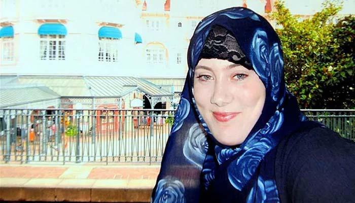 The White Widow Terrorist