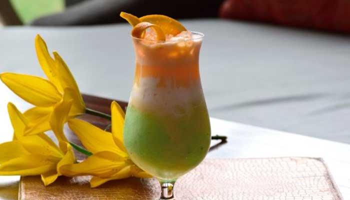 Tiranga Drink Ingredients