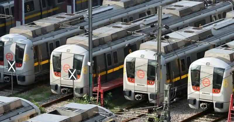 What All Changes When The Delhi Metro Restarts