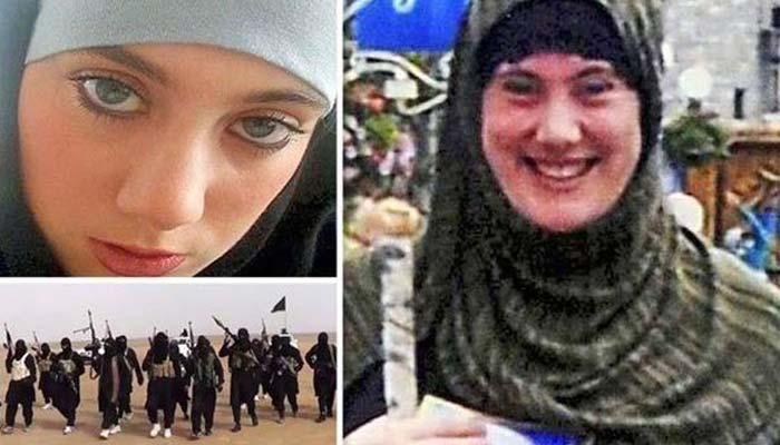 White Widow Most Wanted Terrorist