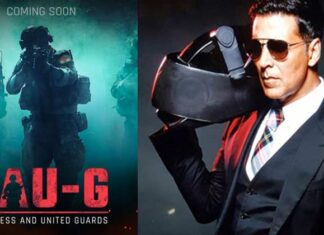 Akshay Kumar FAU-G Action Game Launched