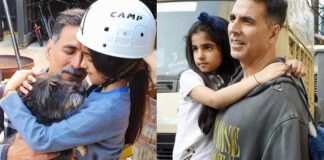 Akshay Kumar Wishes Nitara Daughters Day
