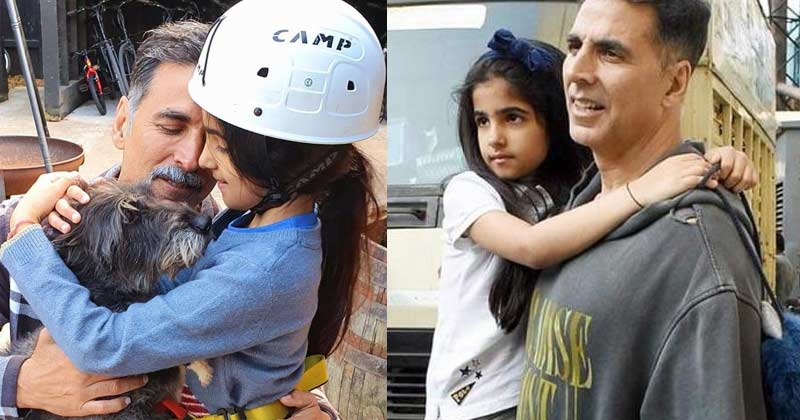 Akshay Kumar Wishes Nitara Daughters Day