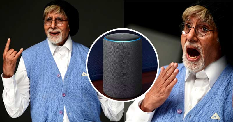 Amazon Released Bachchan Alexa