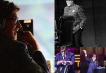 Amitabh Bachchan Gets Nostalgic