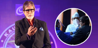 Amitabh Bachchan Share Pictures Of KBC 12 Shooting