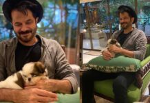 Anil Kapoor Welcome Cutest Family Member