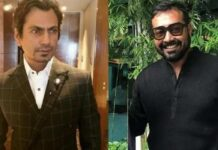 Anurag Kashyap Called Nawazuddin Siddiqui His Item Girl