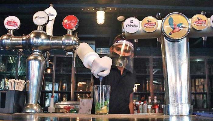 Bars Reopen In Delhi