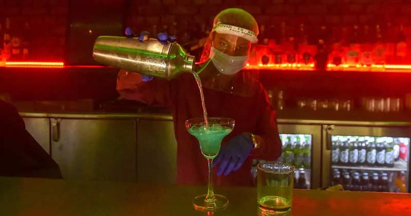 Bars To Reopen In Delhi From September