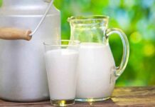 Benefits Of Cold Milk In Hindi