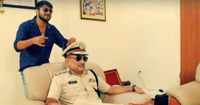 Deepak Thakur Song Robinhood Bihar Ke Released