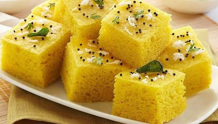 Dhokla- Healthy Indian Dishes