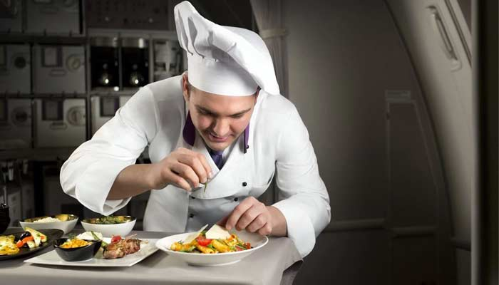 Flying Chef Will Cater To Tables