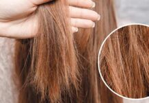 Hair Split Ends Care