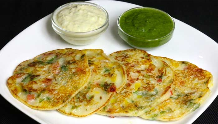 How To Make Bread Uttapam At Home