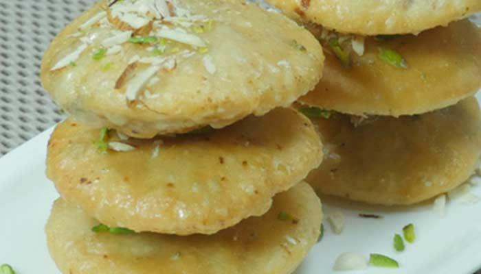 How To Make Mawa Kachori Recipe At Home