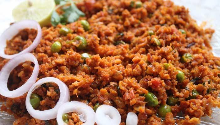 How To Make Soya Keema Masala At Home