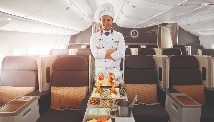 In Delhi Flying Chef Will Make Your Dining