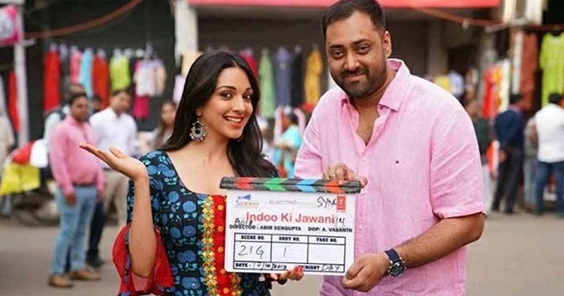 Indoo Ki Jawani Cast Kiara Advani