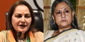 Jaya Prada Lashes Out On Jaya Bachchan