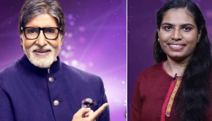 KBC 12 Aarti Jagtap First Contestant