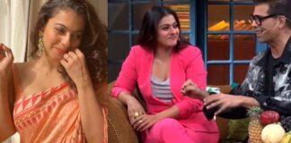 Karan Johar Reveals That Kajol Crush